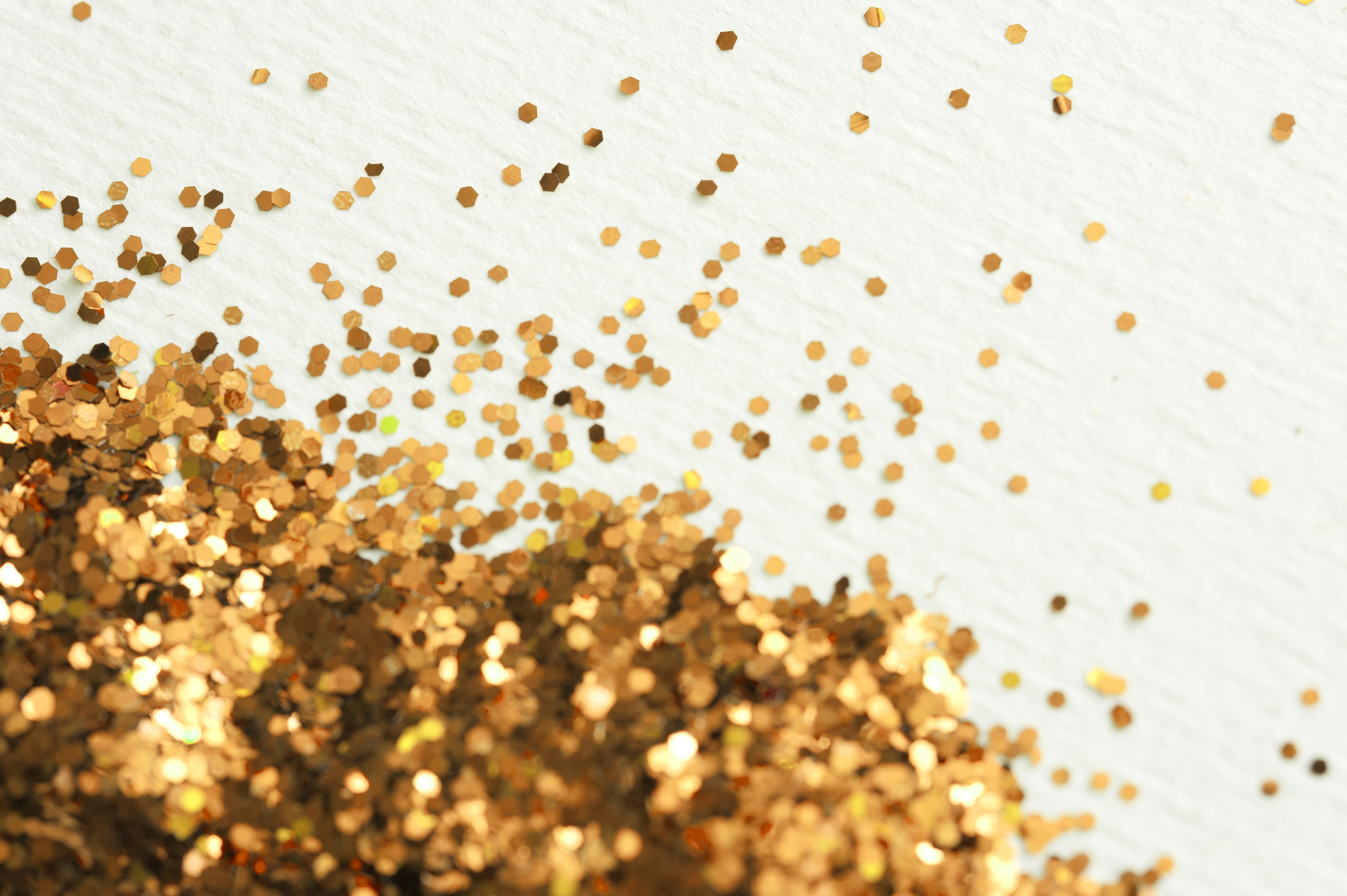 free image of gold glitter background