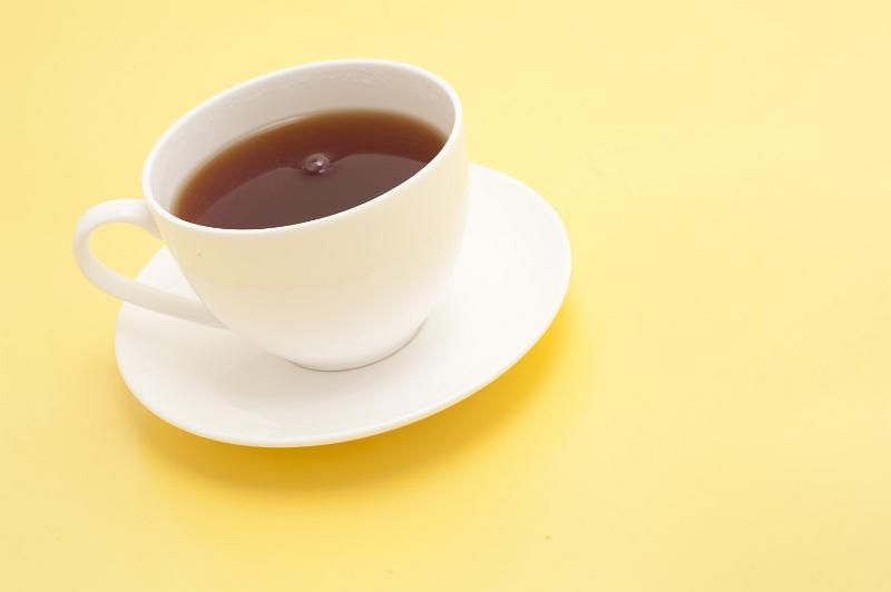 how to make a cup of black tea