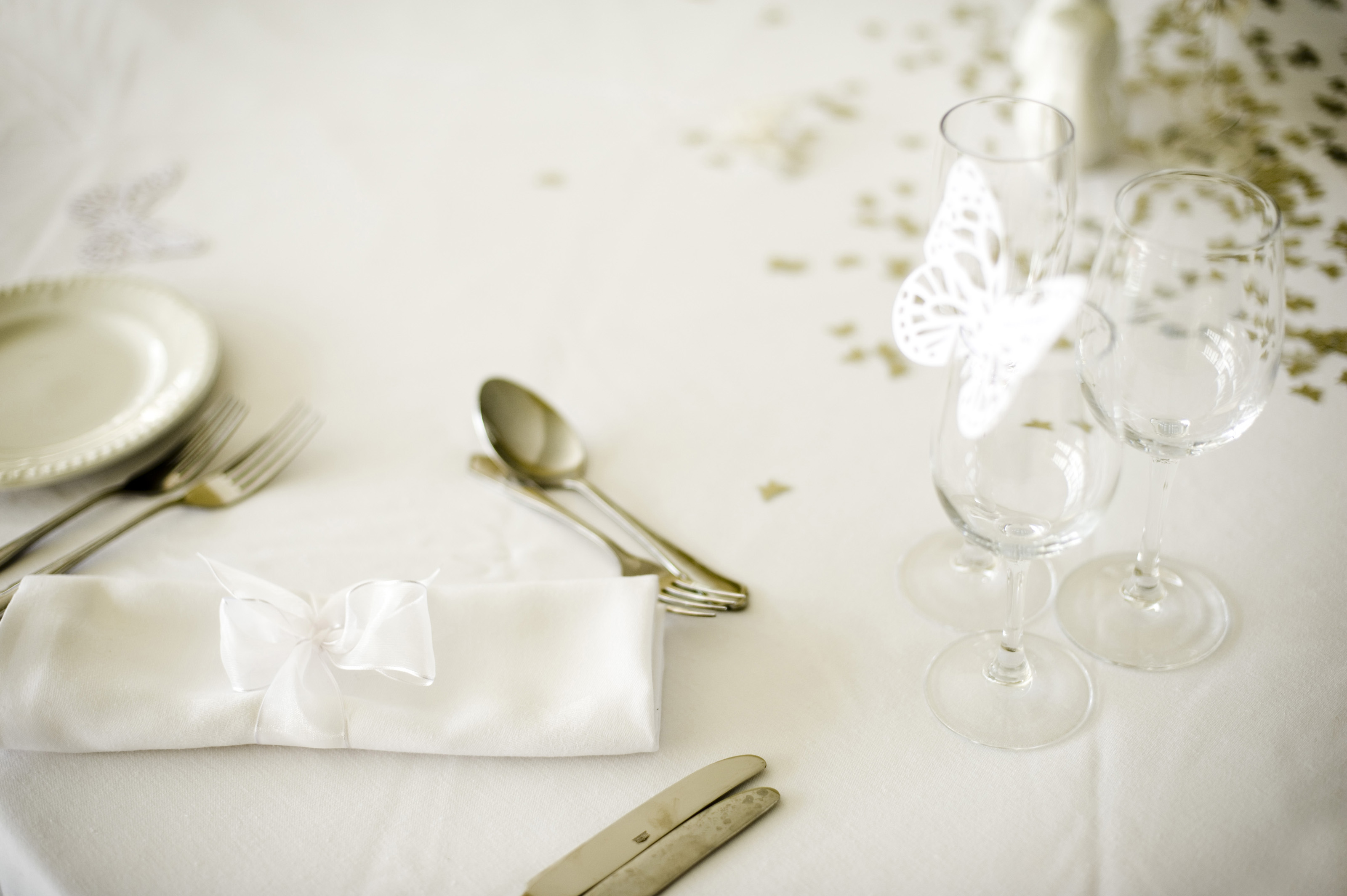 free image of place setting