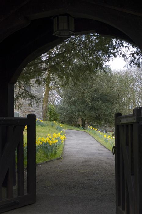 Free Image Of Litch Gate