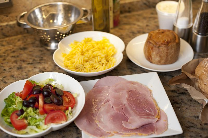 Free Image Of Cold Buffet Lunch