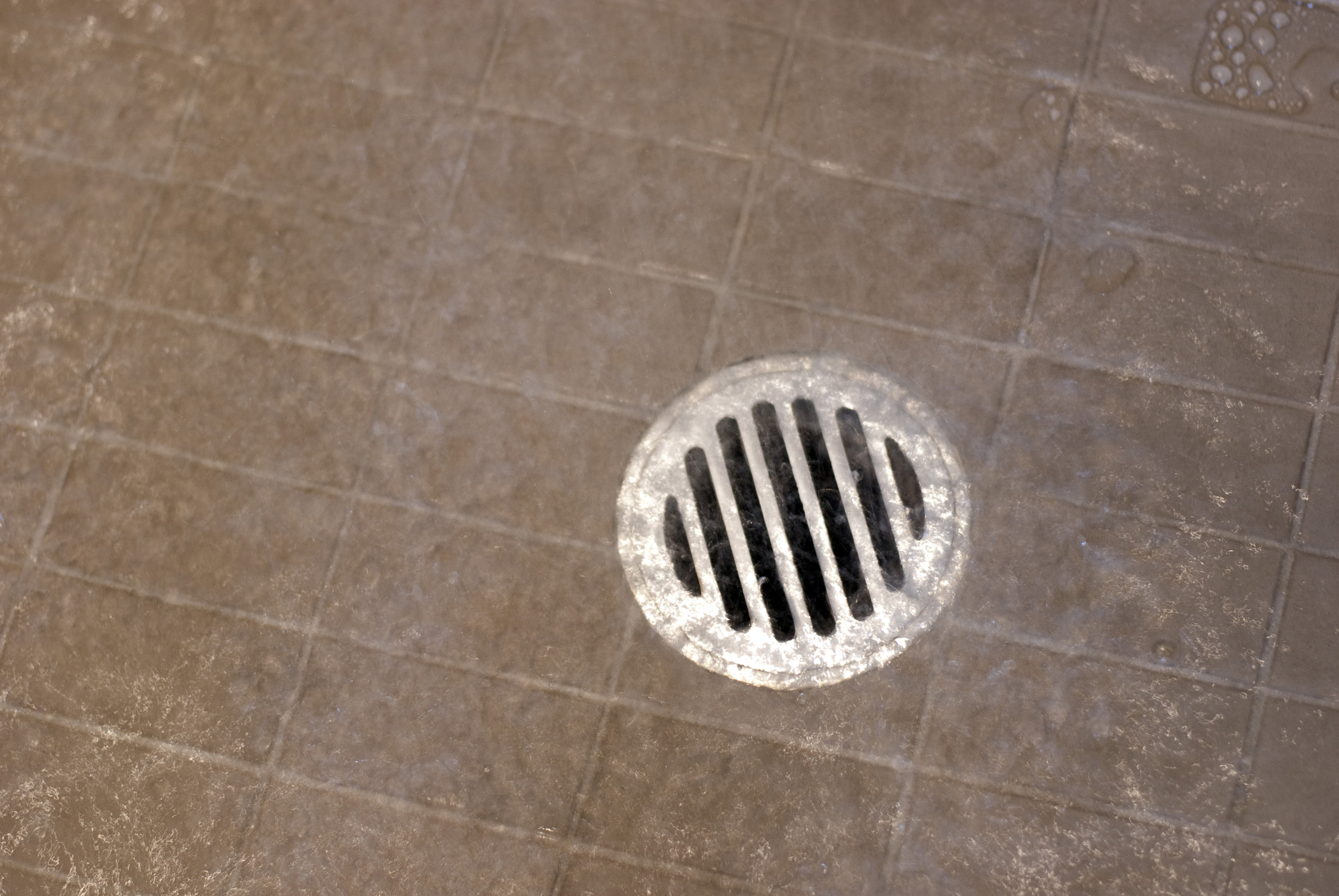 Free Image Of Shower Drain - Bathroom drain