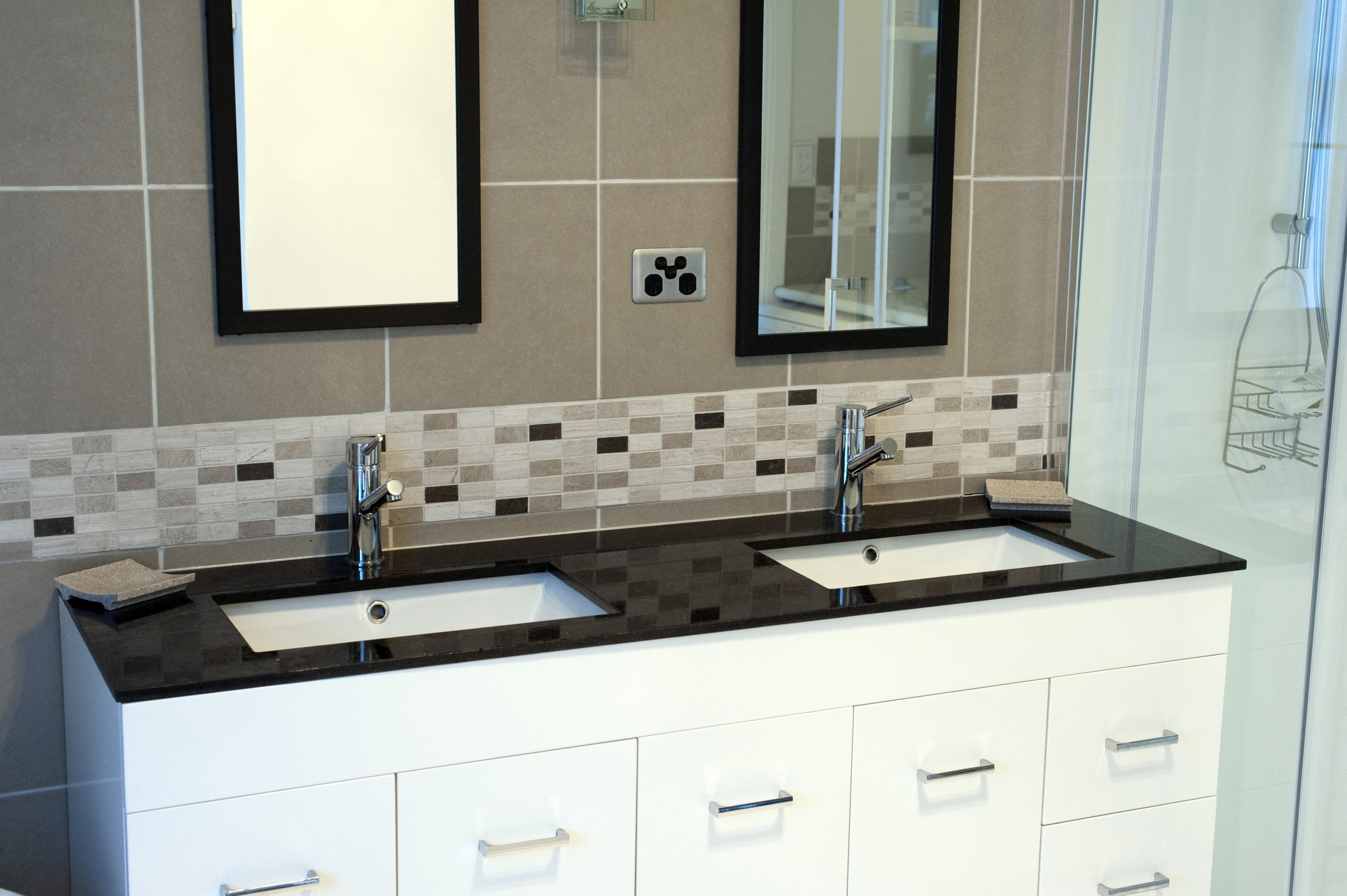 vanity remodel client handmade rupp project family dual sink bathroom builders