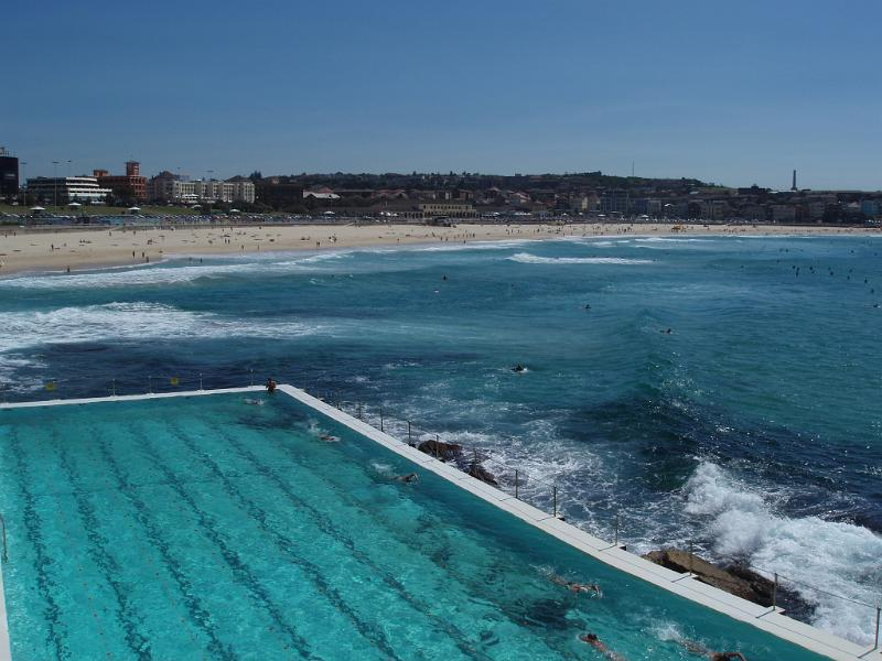 Free Image Of Bondi Beach