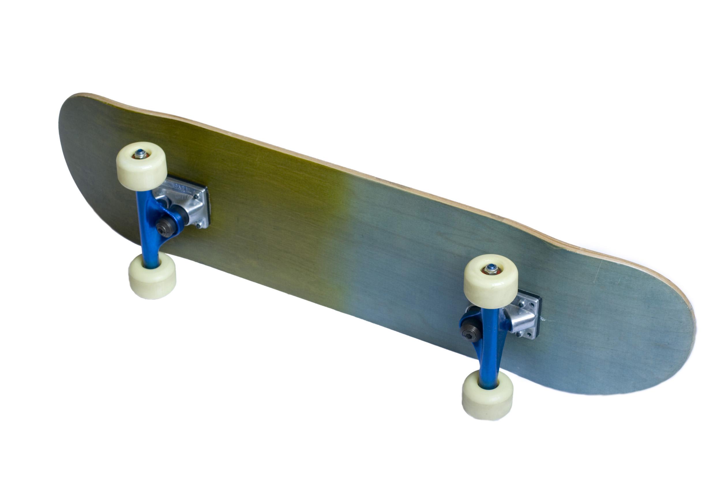 how to break in skateboard trucks