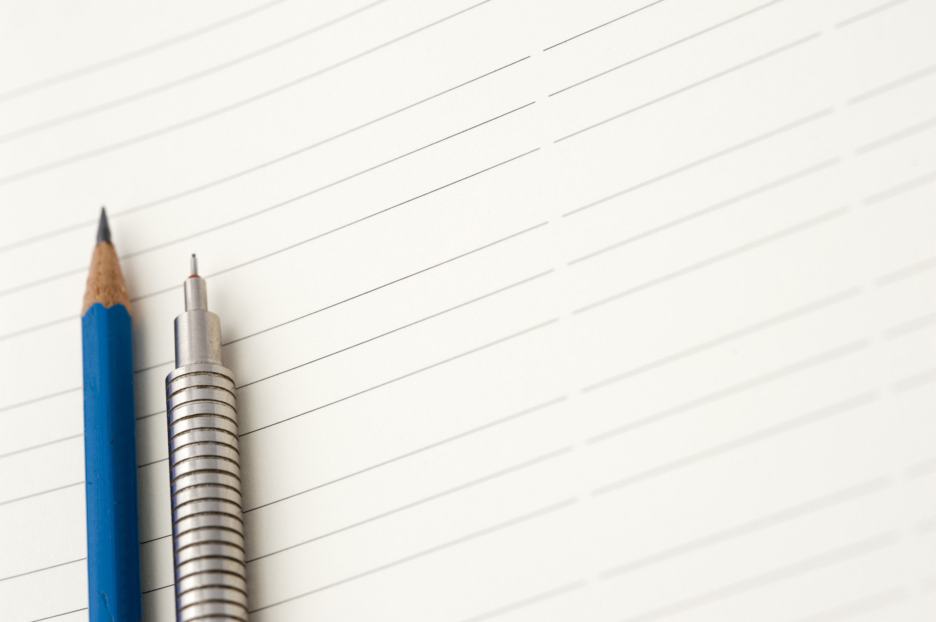 Free Images  Blank Lined Page
