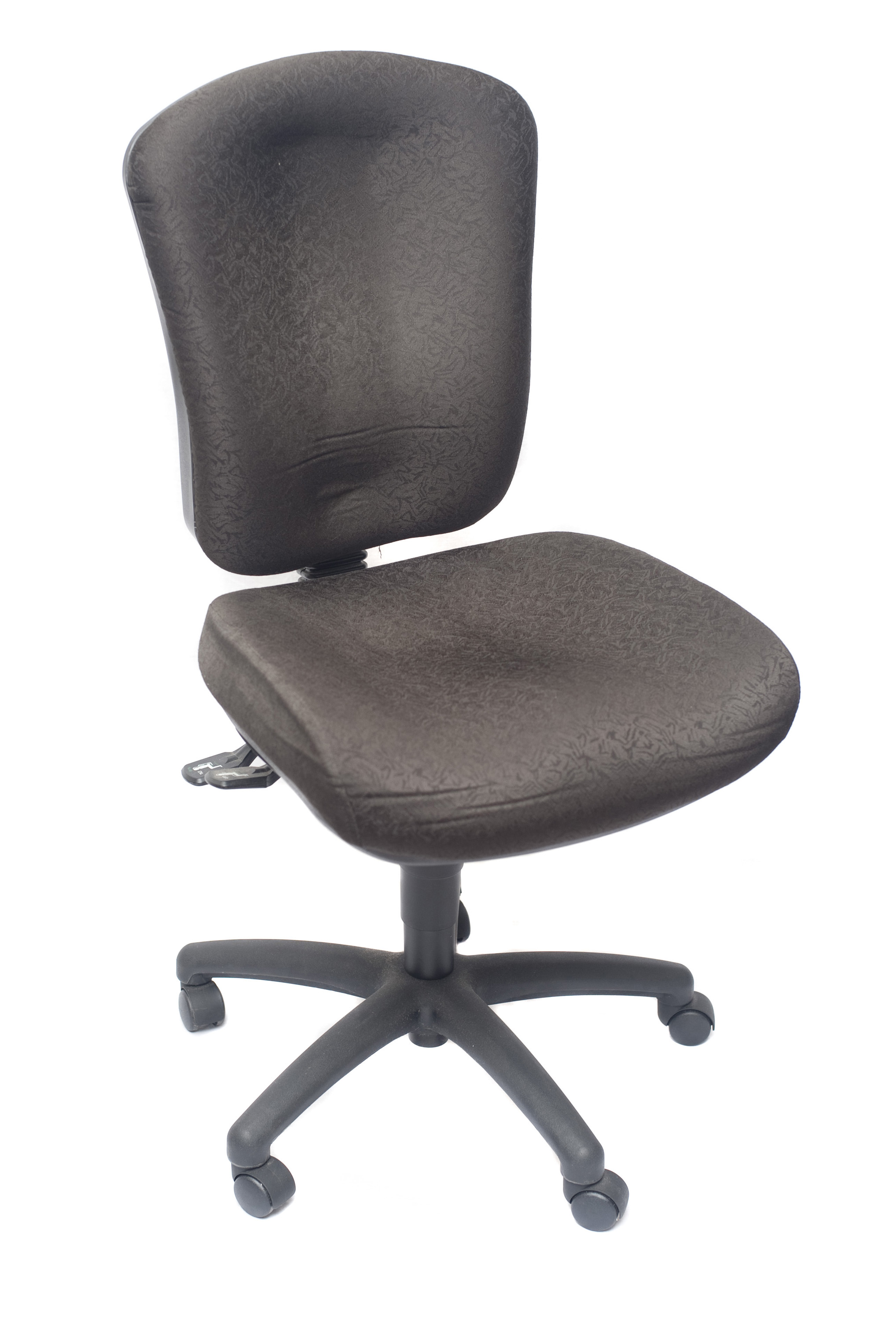 desk comfy chair chairs small lane computer simple black seat no leather of fuzzy with swivel wheels size comfortable office full adjustable haworth white