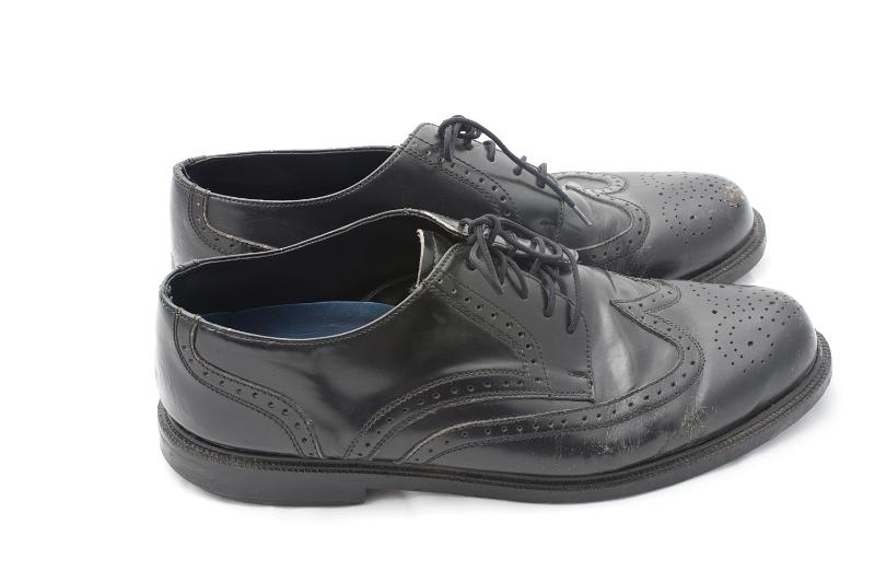 Free Image Of Black Business Shoes